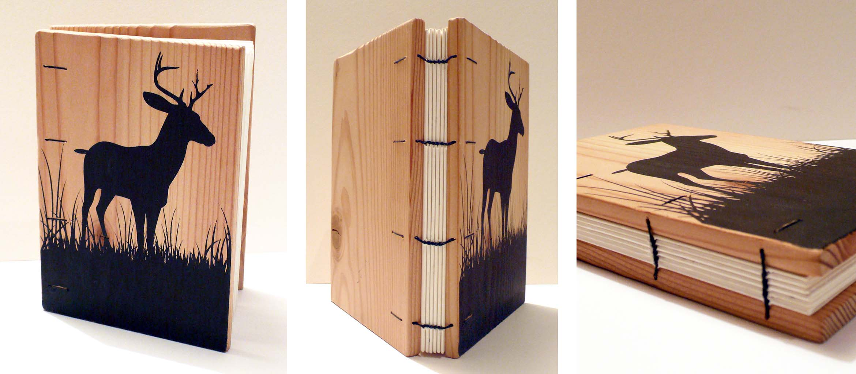 Deer wood book