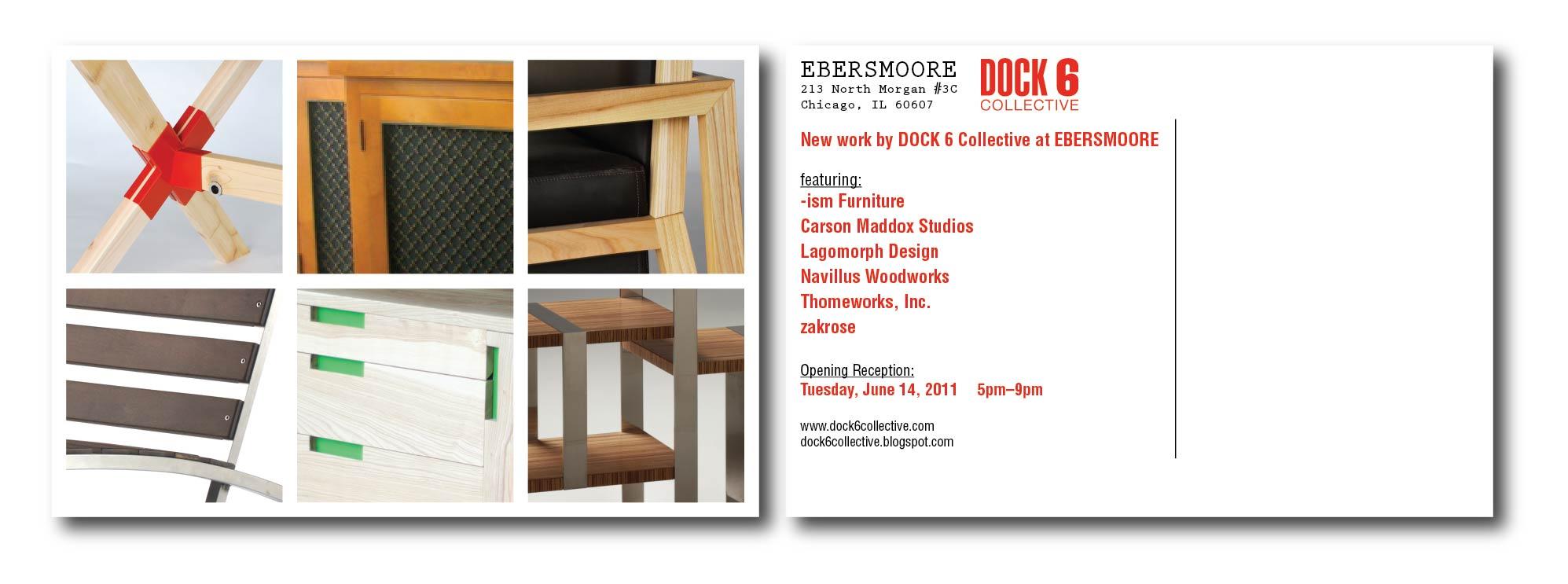 Dock 6 invitation
