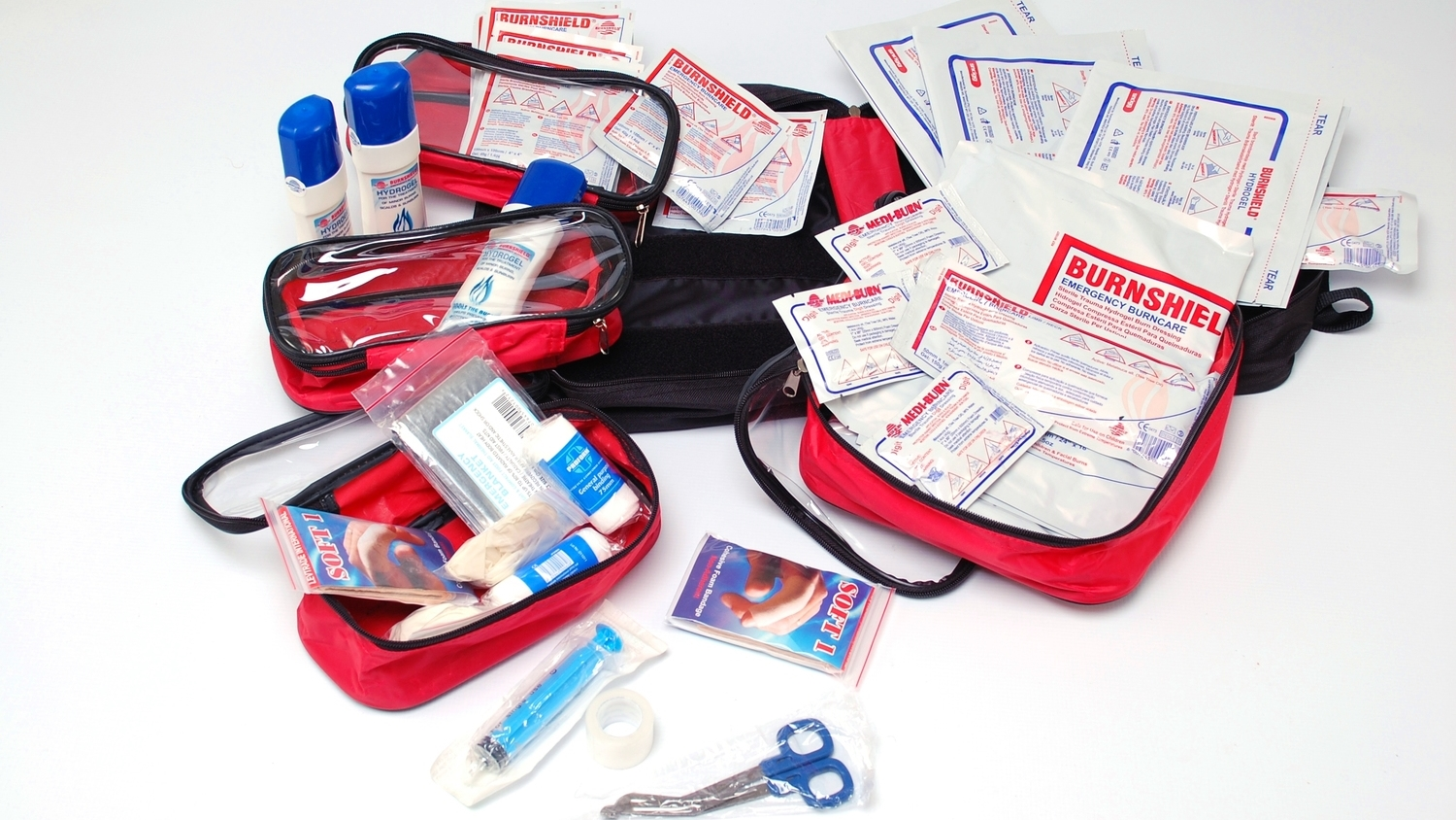 Burnshield Burn Kits