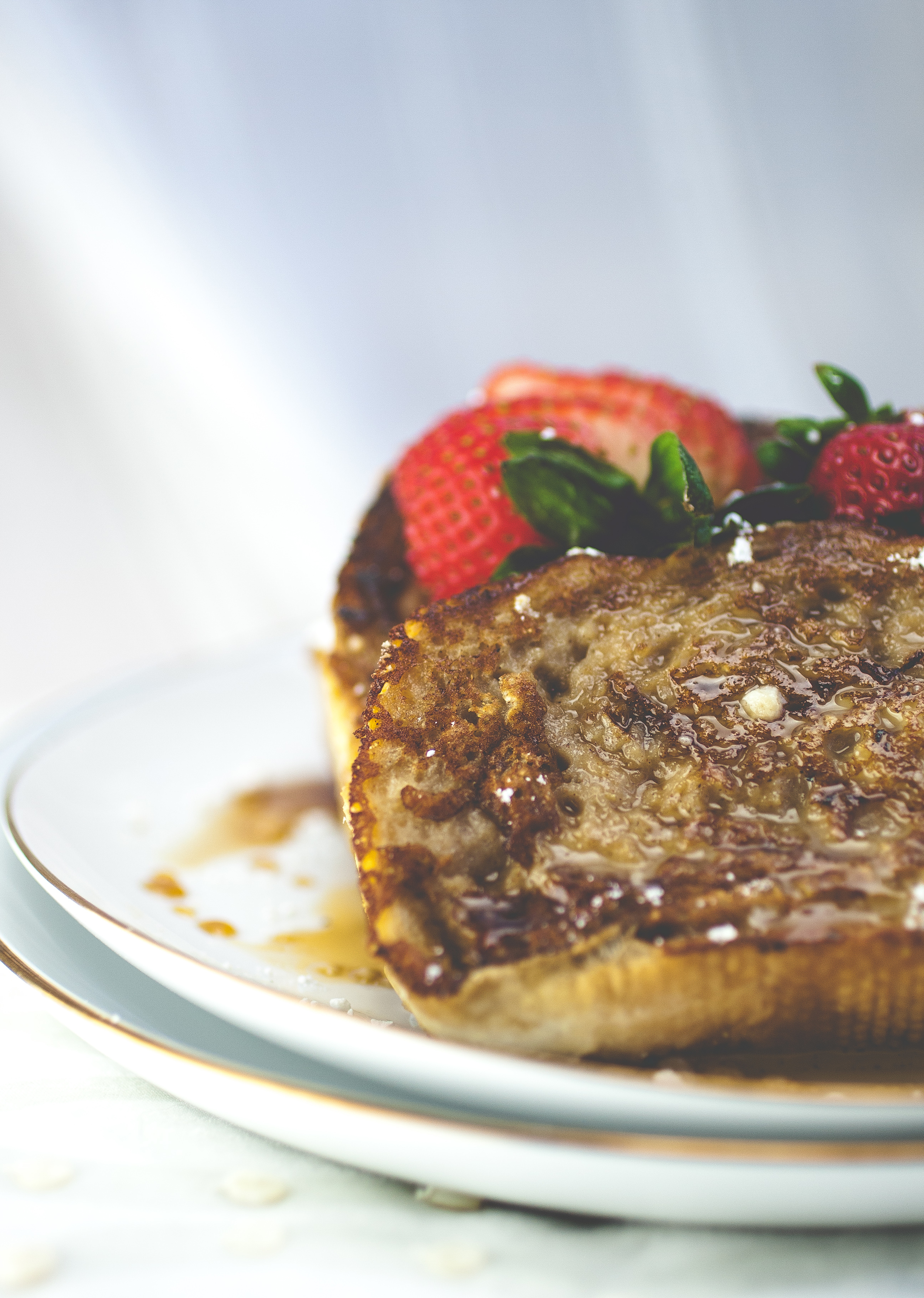Produce On Parade - Chai Spiced French Toast