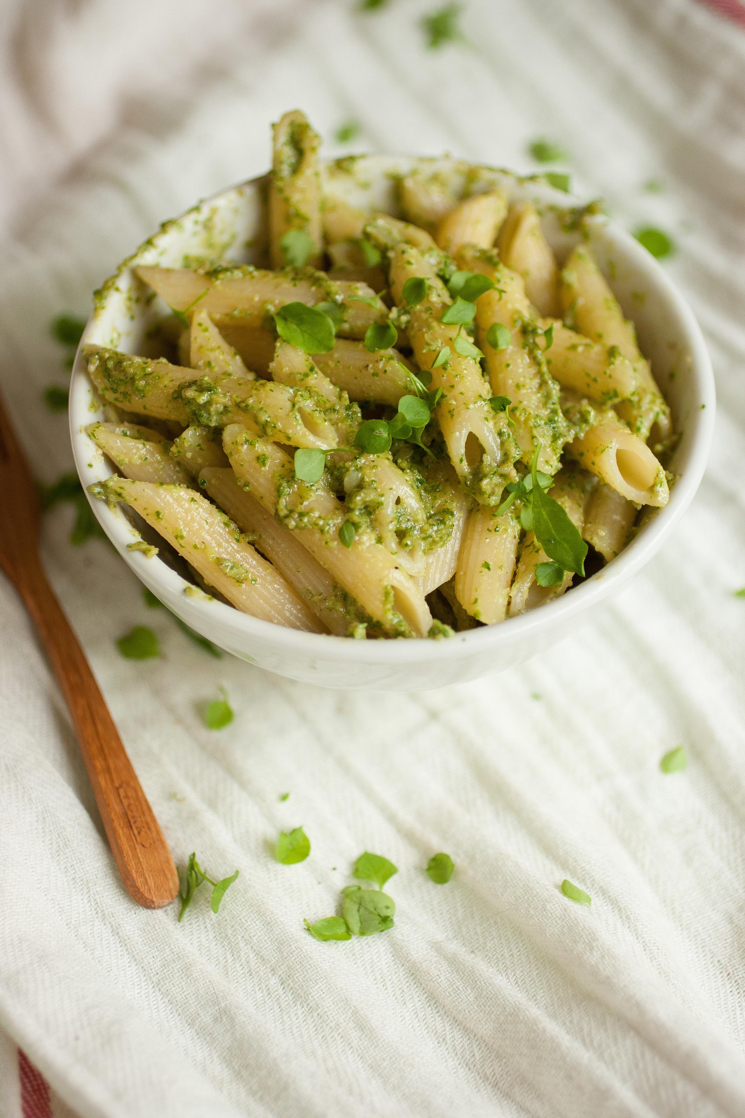 Produce On Parade - Chickweed Pesto