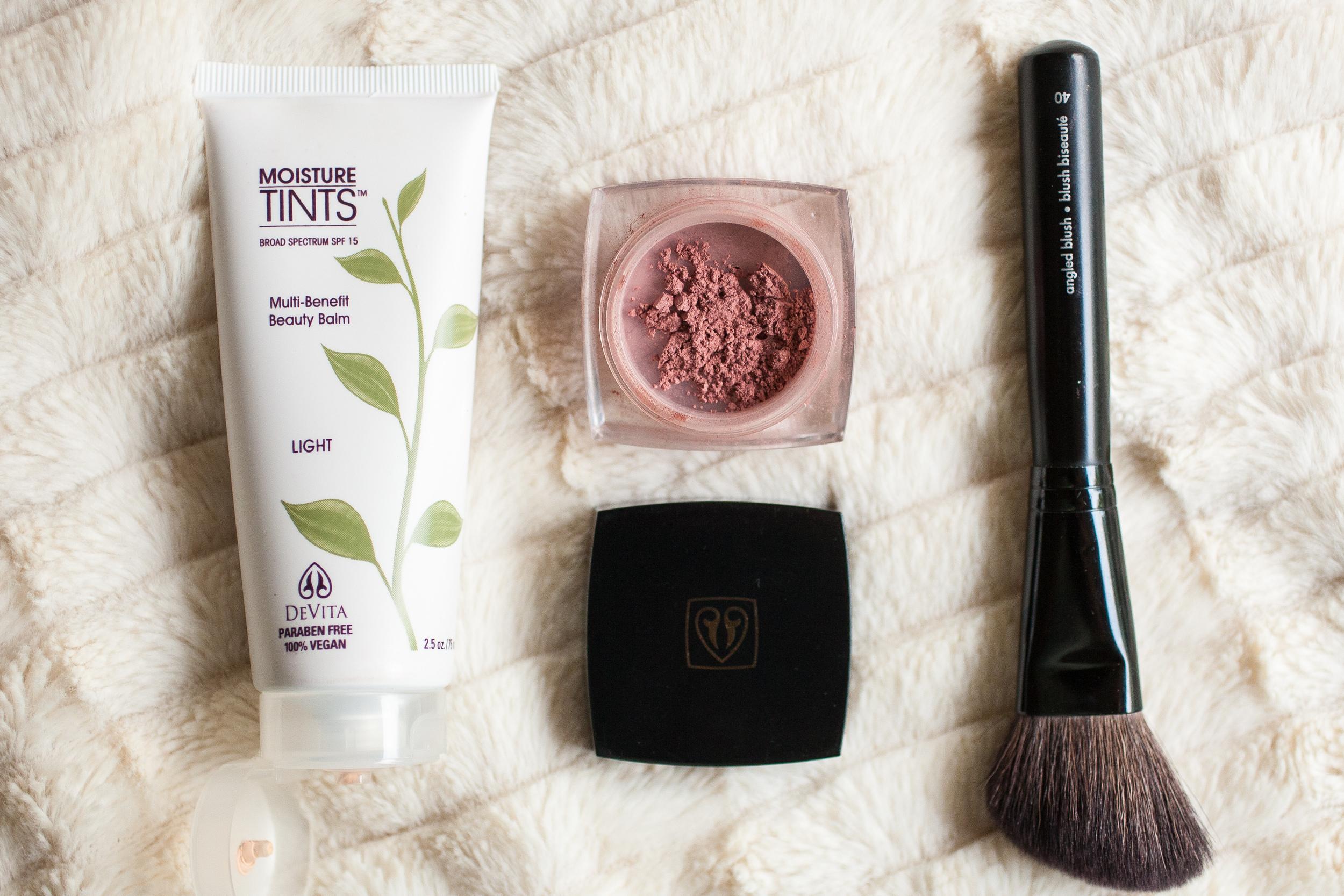 Produce On Parade - DeVita Cosmetics Review