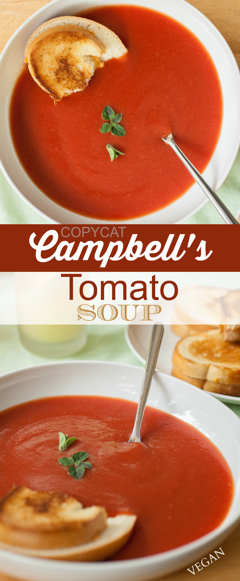Copycat Campbell S Tomato Soup Produce On Parade