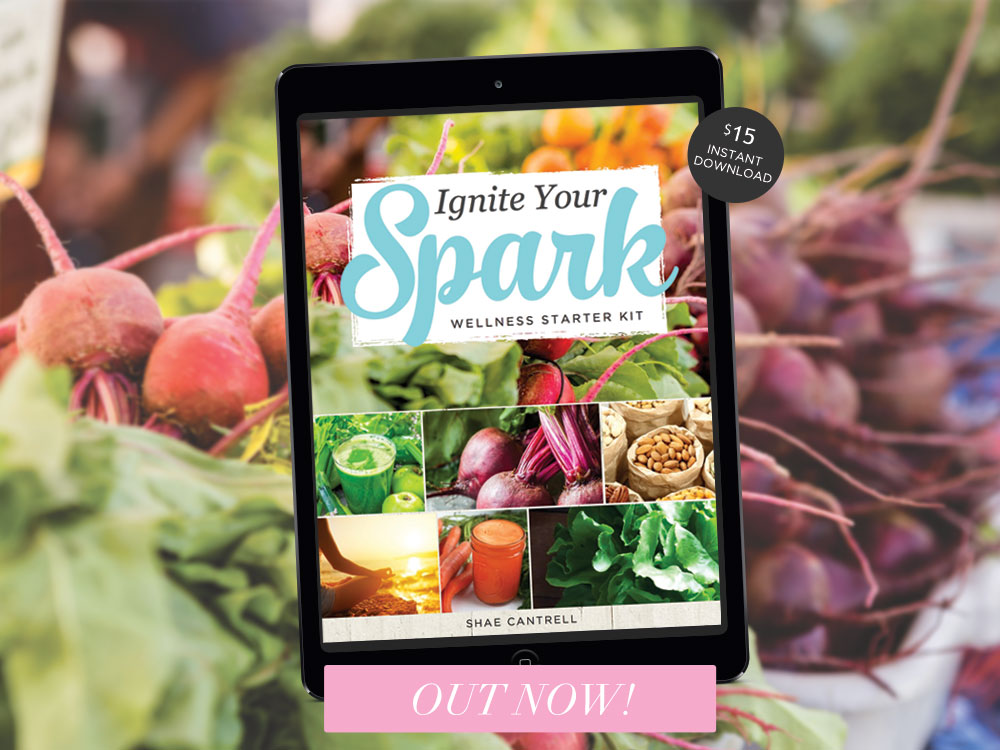 Get the Ignite Your Spark Wellness Starter Kit by Shae Cantrell