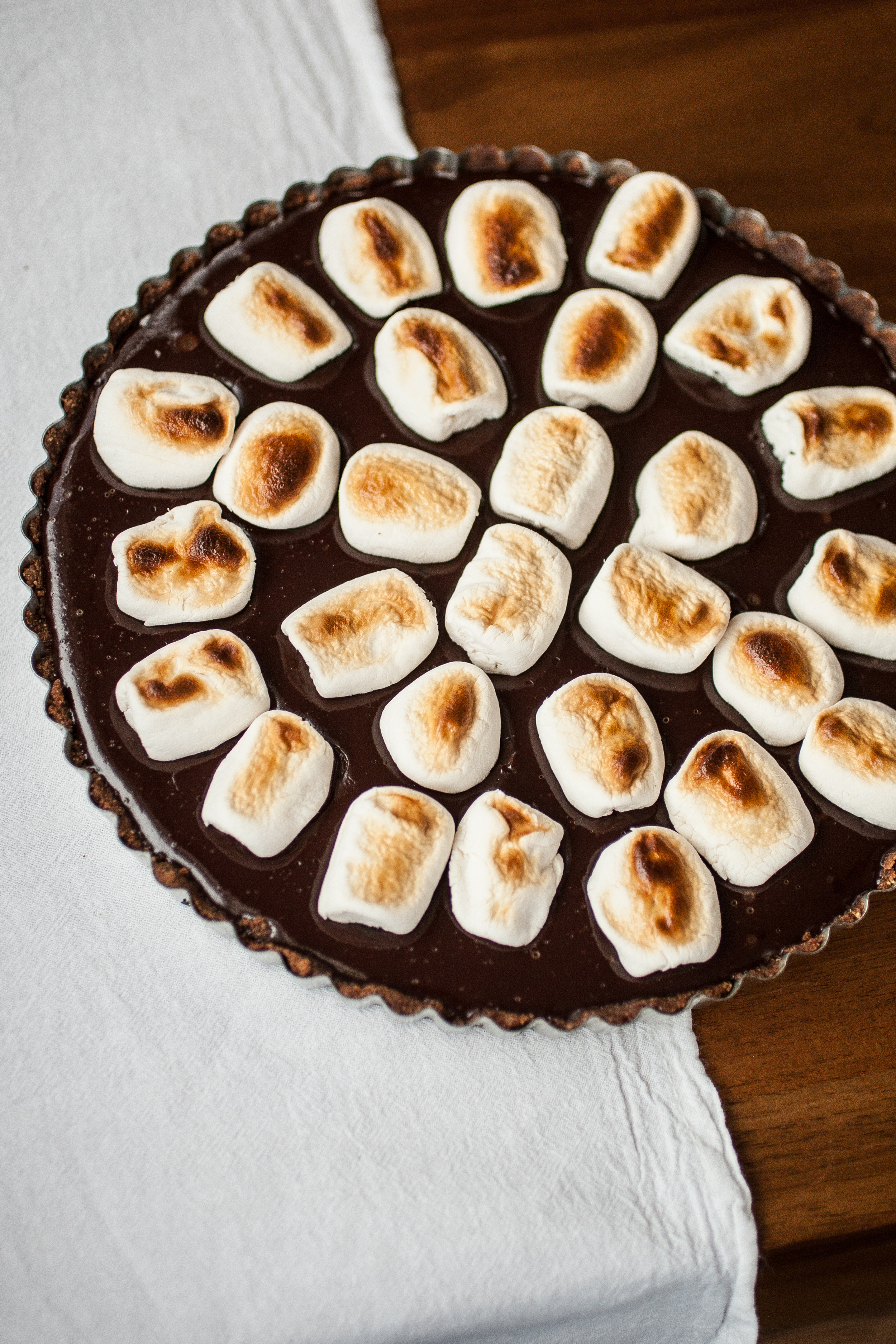 Produce On Parade - Birthday S'more Pie + Huge Announcement