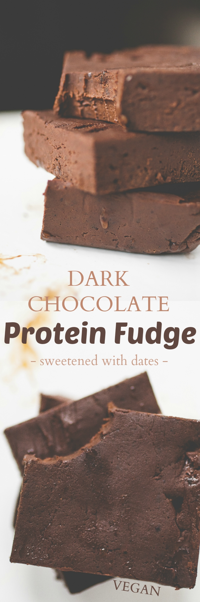 Produce On Parade - Dark Chocolate Protein Fudge & The Fed Up Challenge - This delicious, rich fudge is full of protein thanks to a little help from good ol' black beans and peanut butter, and is sweetened with dates! No added sugar, maple syrup, or agave nectar here, folks. You won't believe how incredible this fudge is. It's a new staple snack/dessert in our home and the perfect thing to grab for a healthy breakfast on the go. Best yet, it's ready in 35 minutes. Adapted from Peachy Plate.