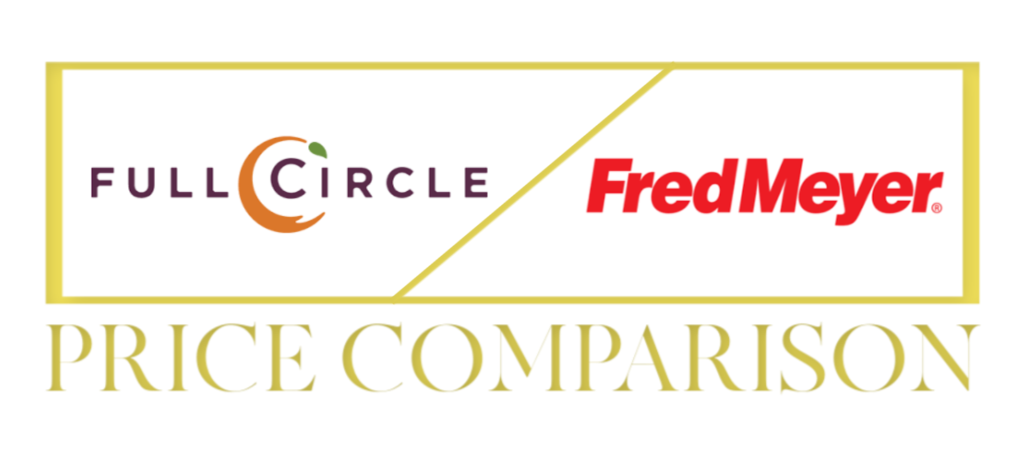 Full Circle Organic Farm Box Prices Versus Local Grocery Store Prices Comparison Review