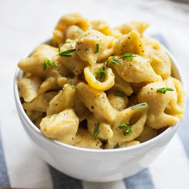 Cauliflower Mac & Cheeze