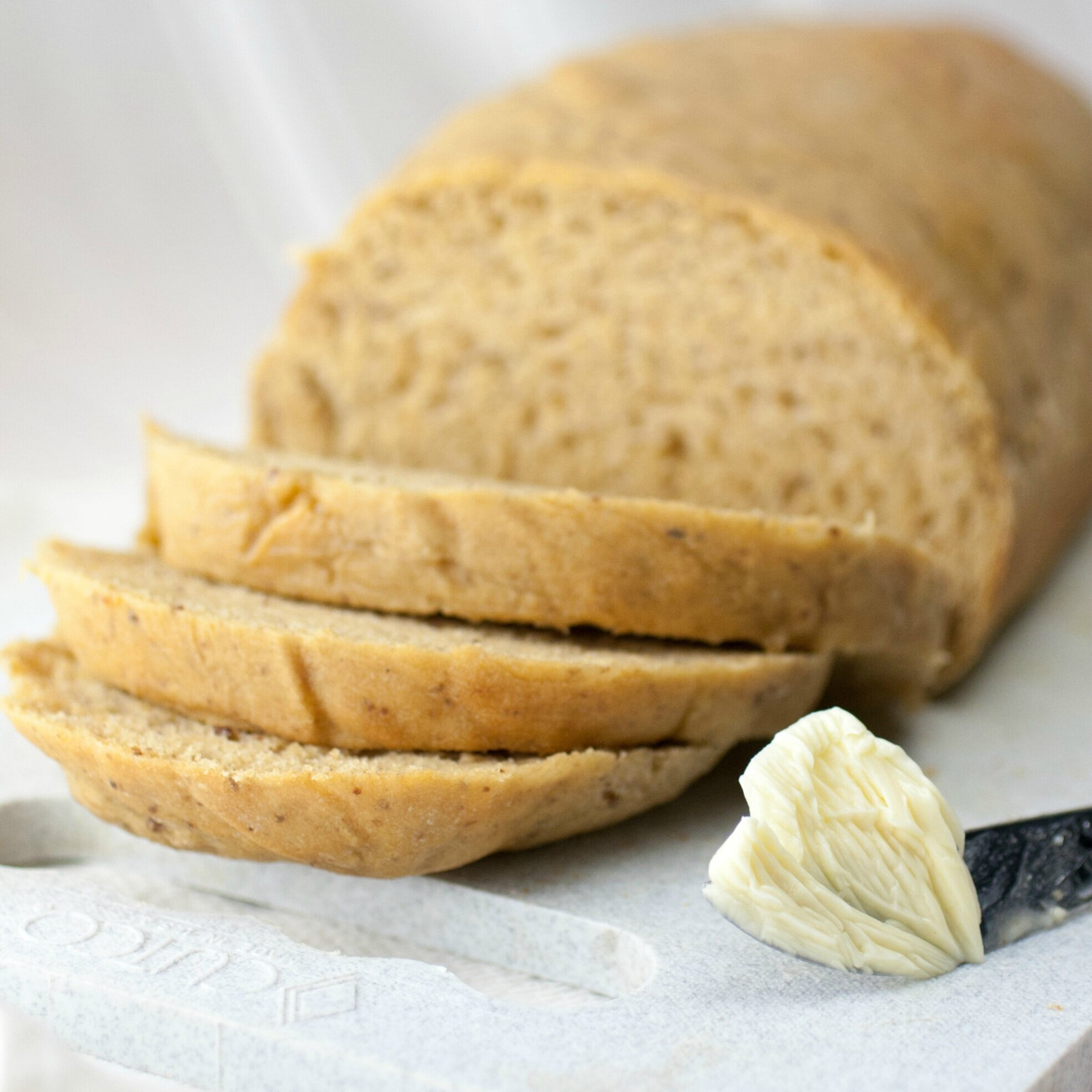 Soft Wheat Sandwich Bread