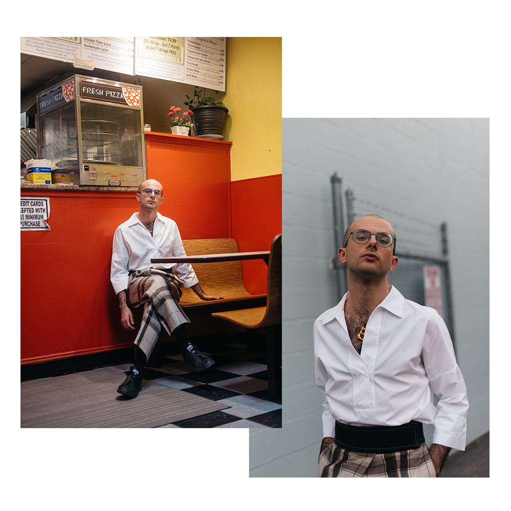 Evan Petto   Digital Marketing / Fashion & Consignment