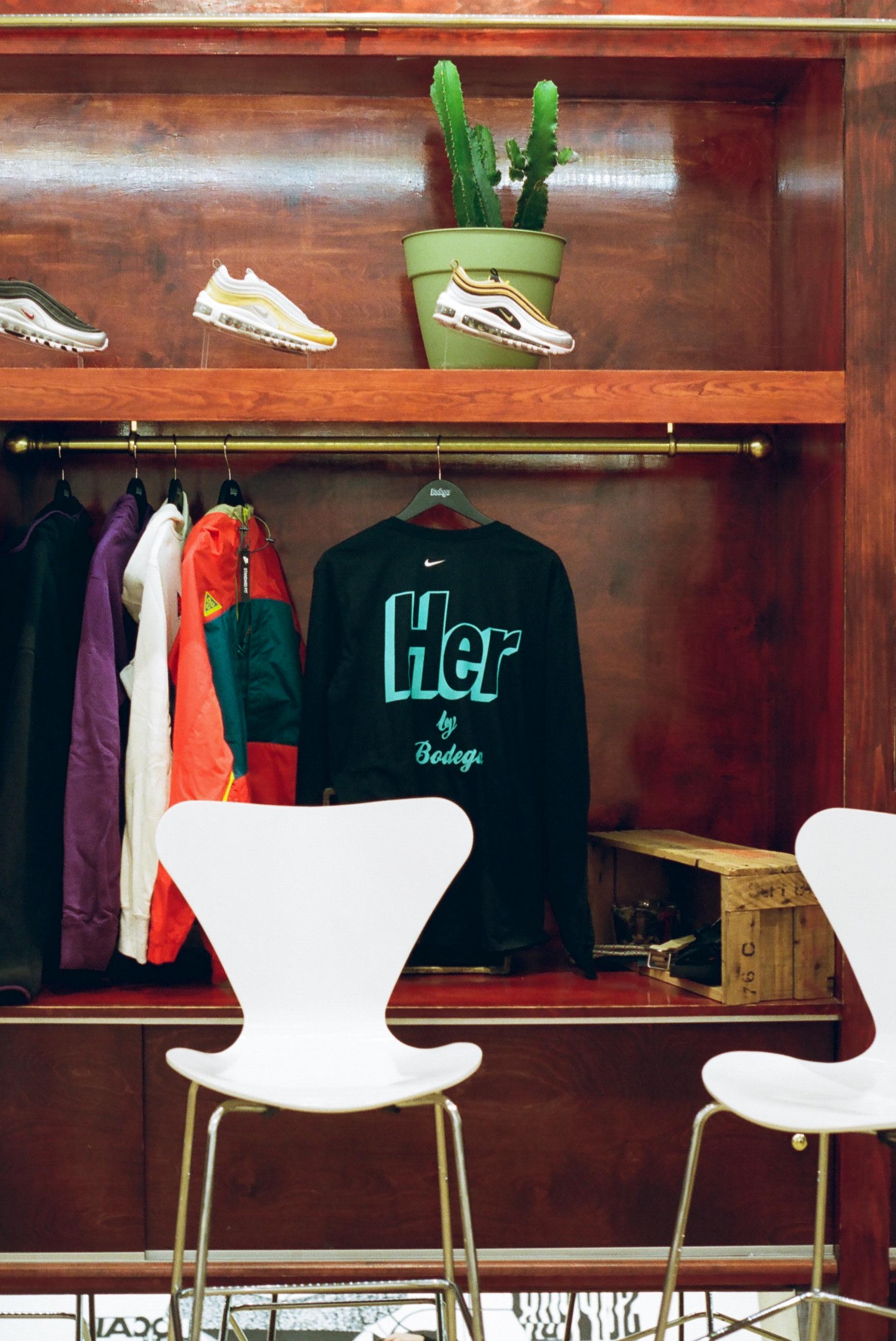 HER by Bodega & Nike