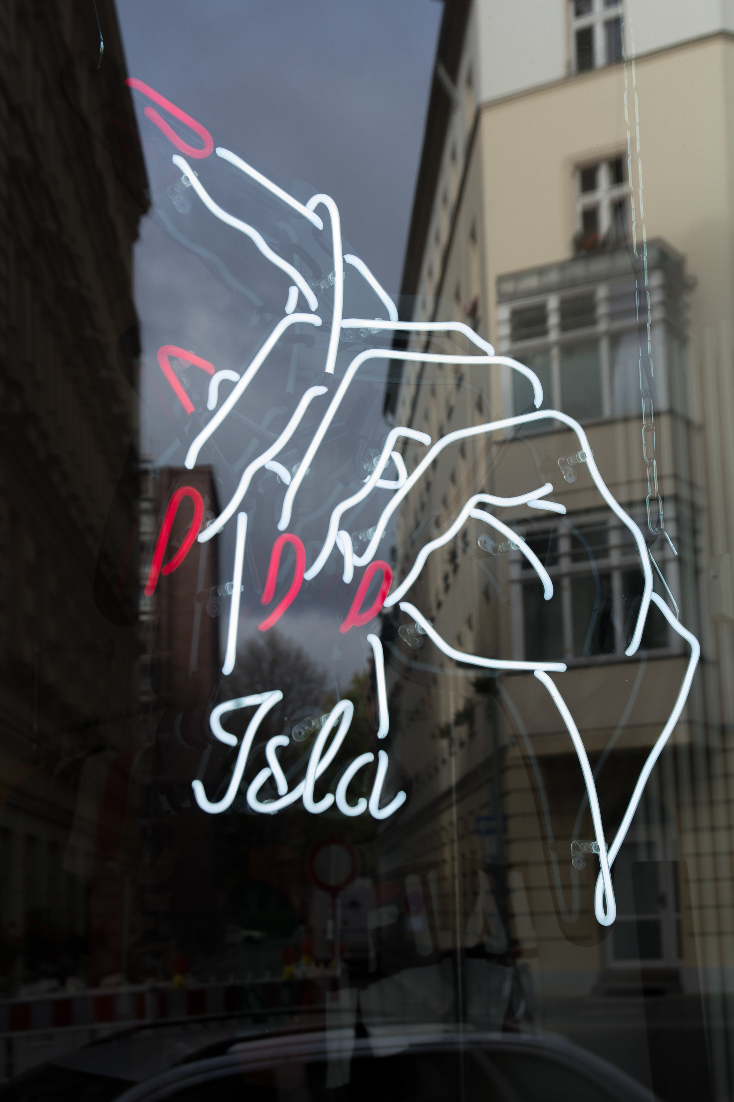 The ISLA logo