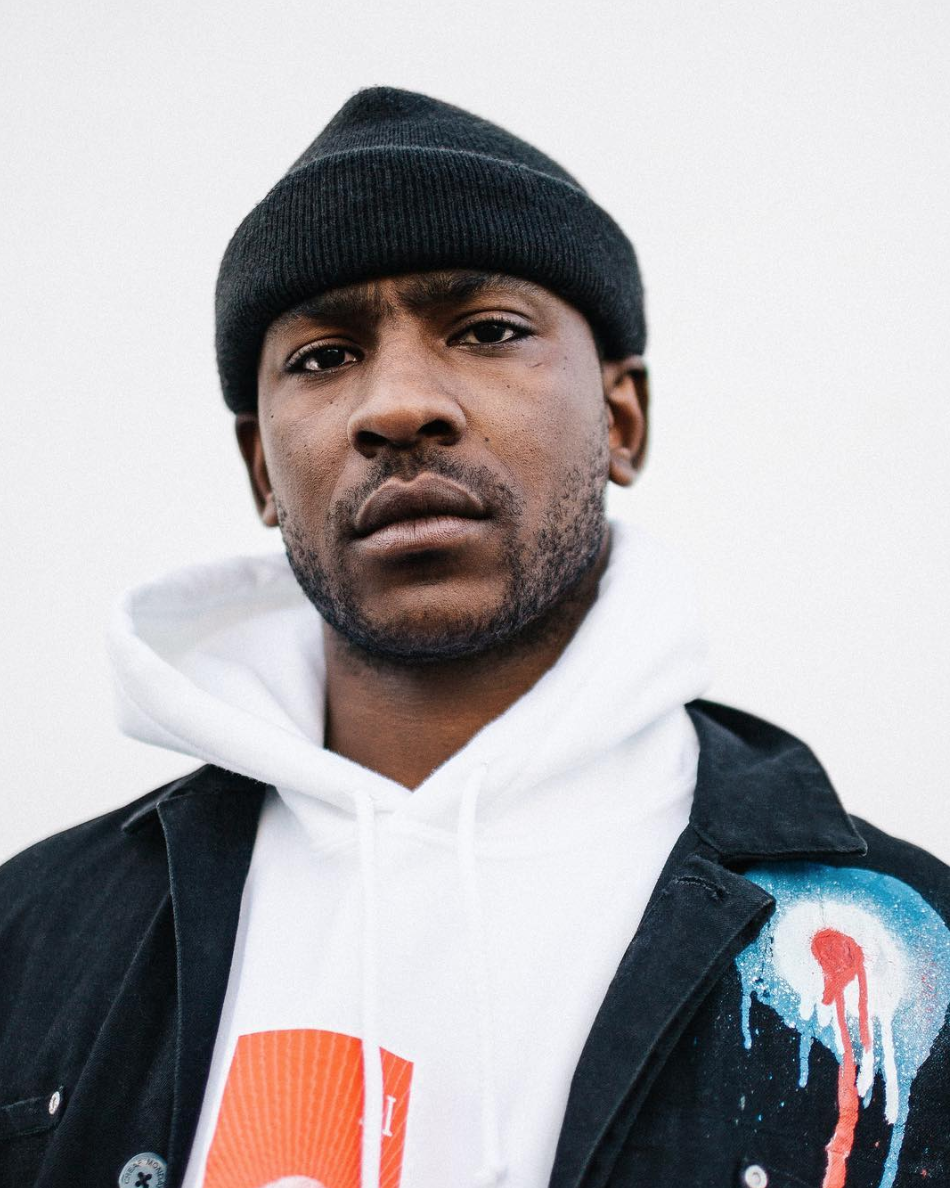 Skepta for Time Out by Vicky