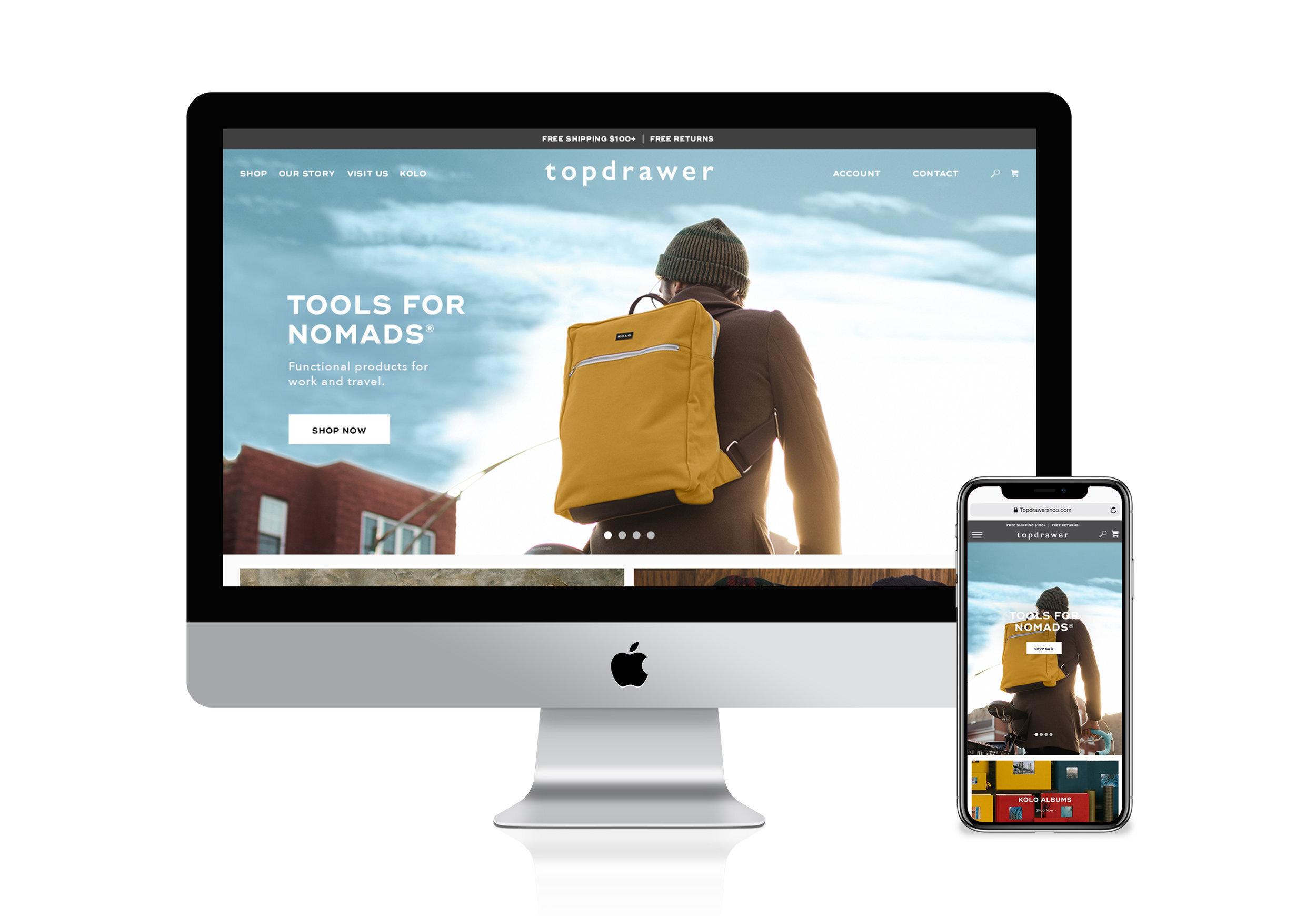 Topdrawer Digital Design