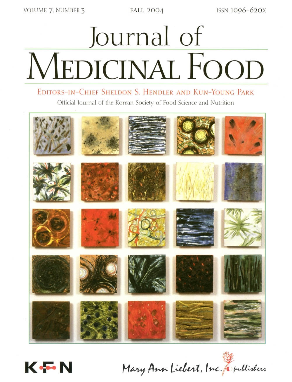 Copy of Journal Of Medicinal Health cover