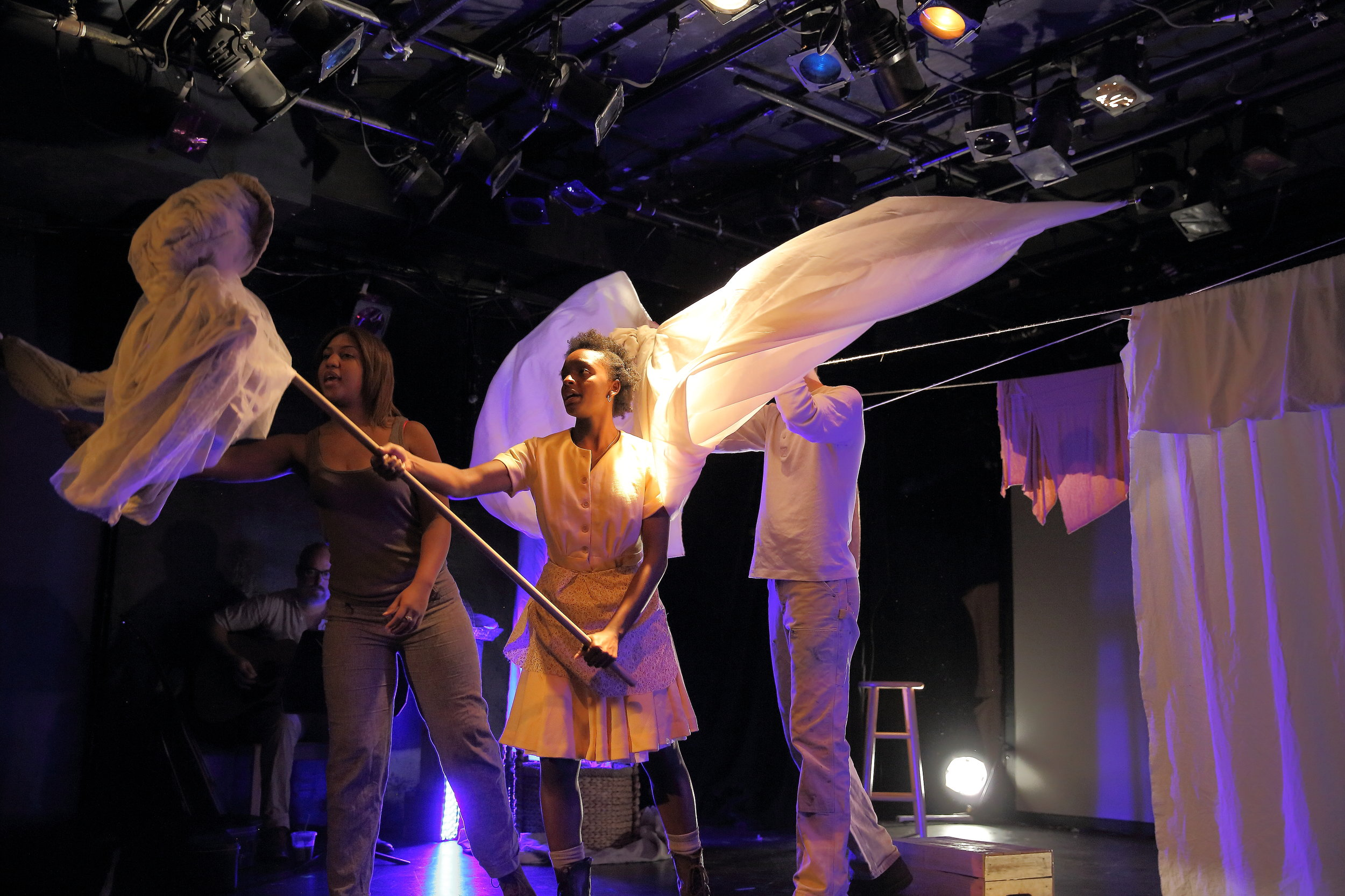 The Unusual Tale of Mary and Joseph's Baby, Fringe 2016