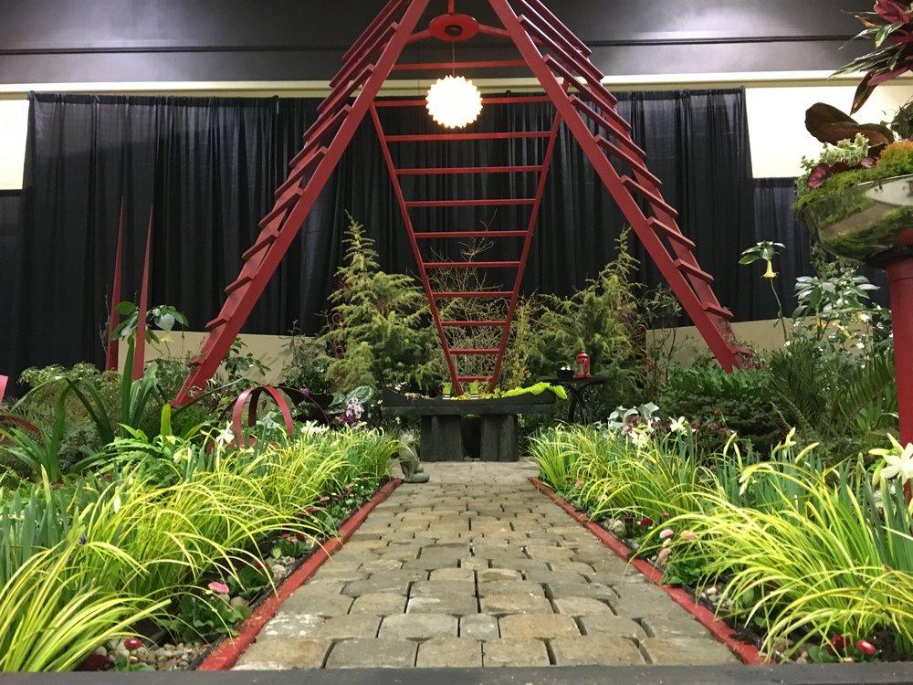 2018 Northwest Flower & Garden Show — Fancy Fronds Nursery on