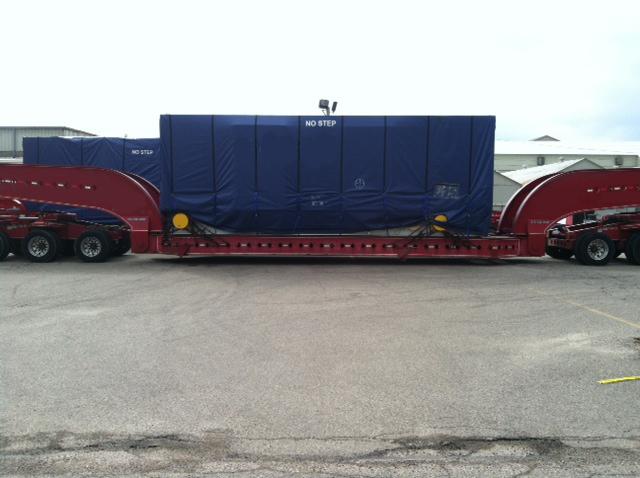 Oversized Load Tarp