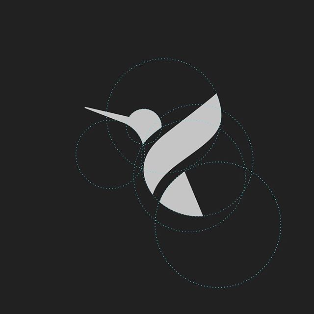 Humming bird icon reject from a recent logo refresh project. . .  #cannabis #cannabisbranding #cannabisbrand #joints #hummingbird #hummingbirdlogo #instaweed #cannabiscultre #cannabislogo #graphicdesign #logodesign #logo #customlogo #wordmark #brand #identity #branding #brandidentity #design #graphicdesigner #keithevans #creative #identity #kedc