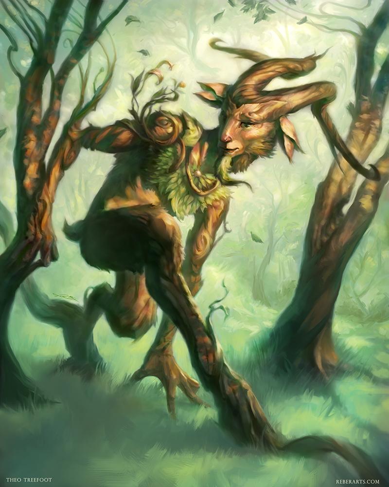 Theo Treefoot