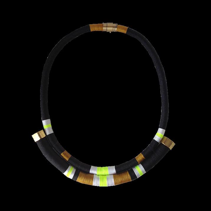 Pisco De Color Necklace