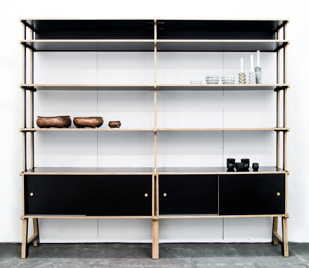 La Consola - Customizable Wall Unit