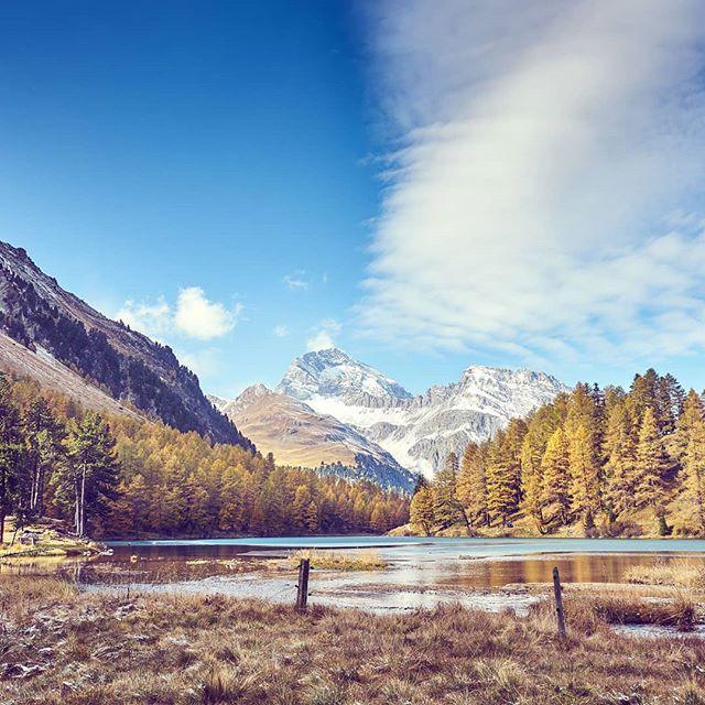 Palpuognasee @graubuenden ________________________________________ #macsart #graubünden #swisstourism #switzerland #nature #naturelover #sky #water #hiking #wandern #love #world #adventure #journey #mountains #alps #swiss #clouds #photo #picoftheday #photooftheday #proud #see #palpuognasee #bergün #albula