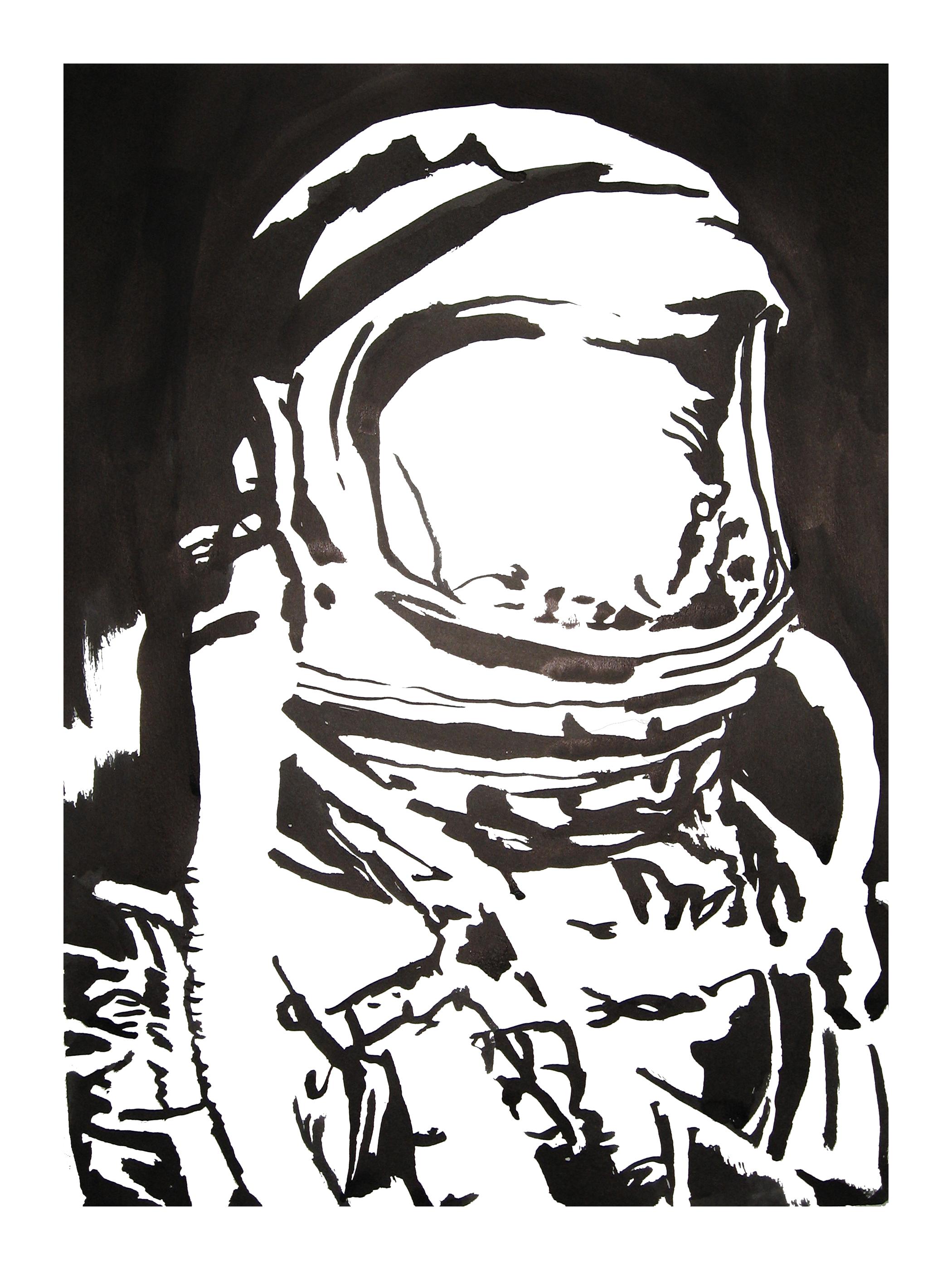 untitled. (spaceman blot 06)