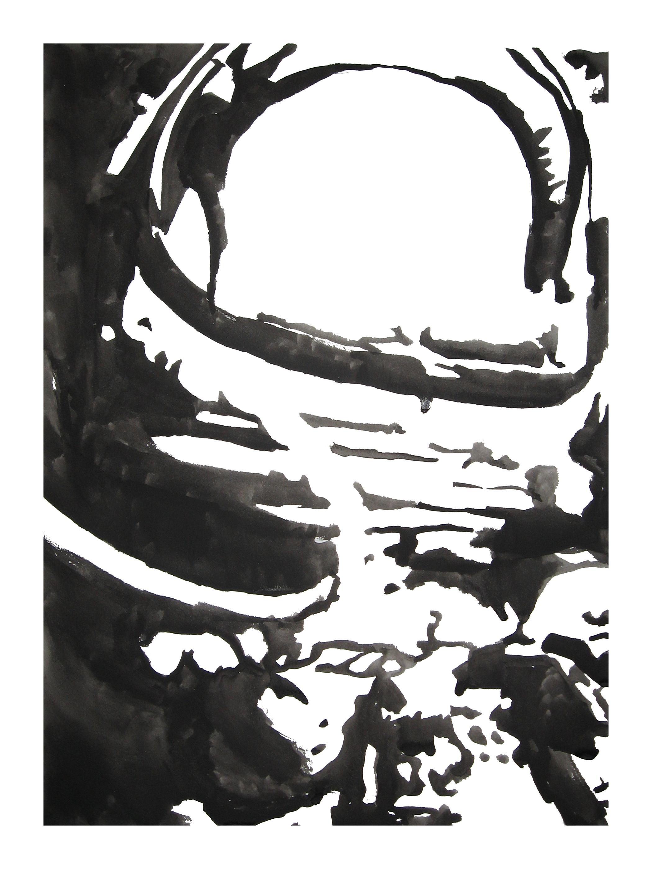 untitled. (spaceman blot 09)