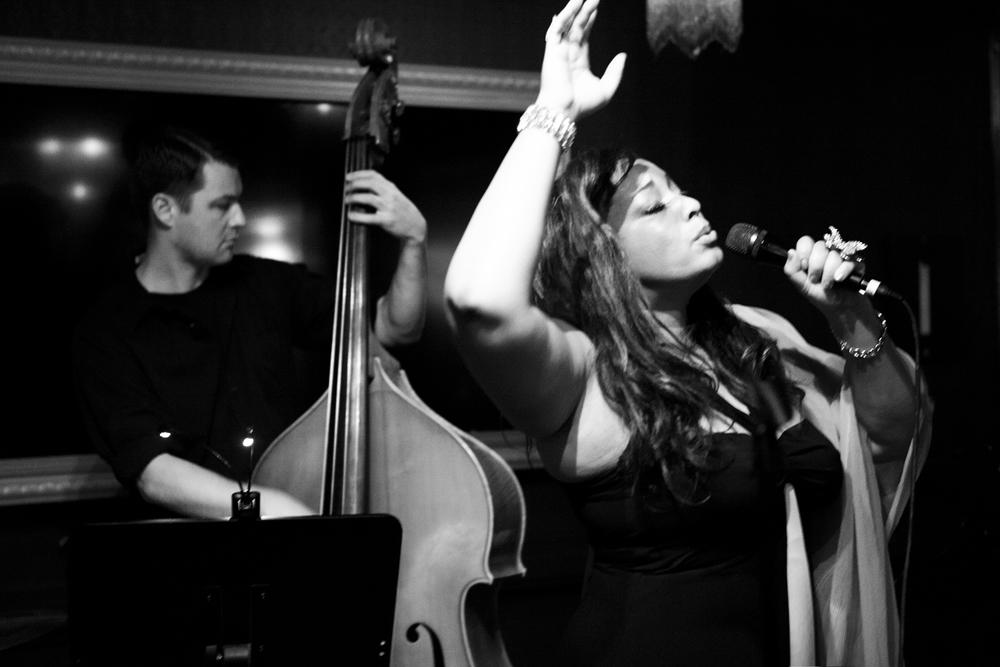 Show at The Charleston in Santa Monica, July 2014
