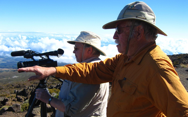 Sid and ML on Maui 2.JPG