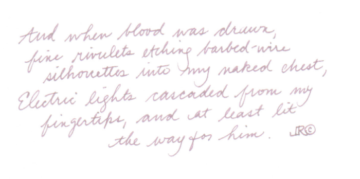 """Excerpt from """"Coral Lips Punch-Drunk"""""""