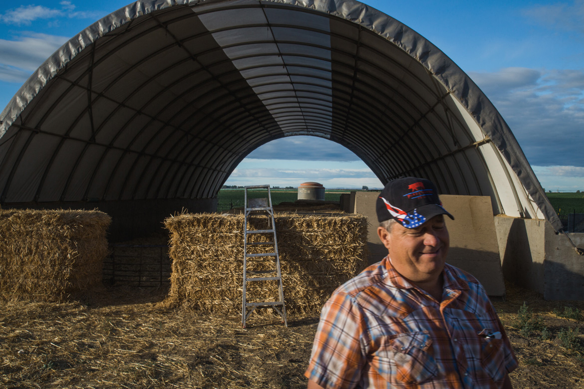 Paul Klingeman believes in the savory, life-altering crunch of bacon and he also believes in raising his pigs in a quality, humane environment that he can proudly pass on to his kids.