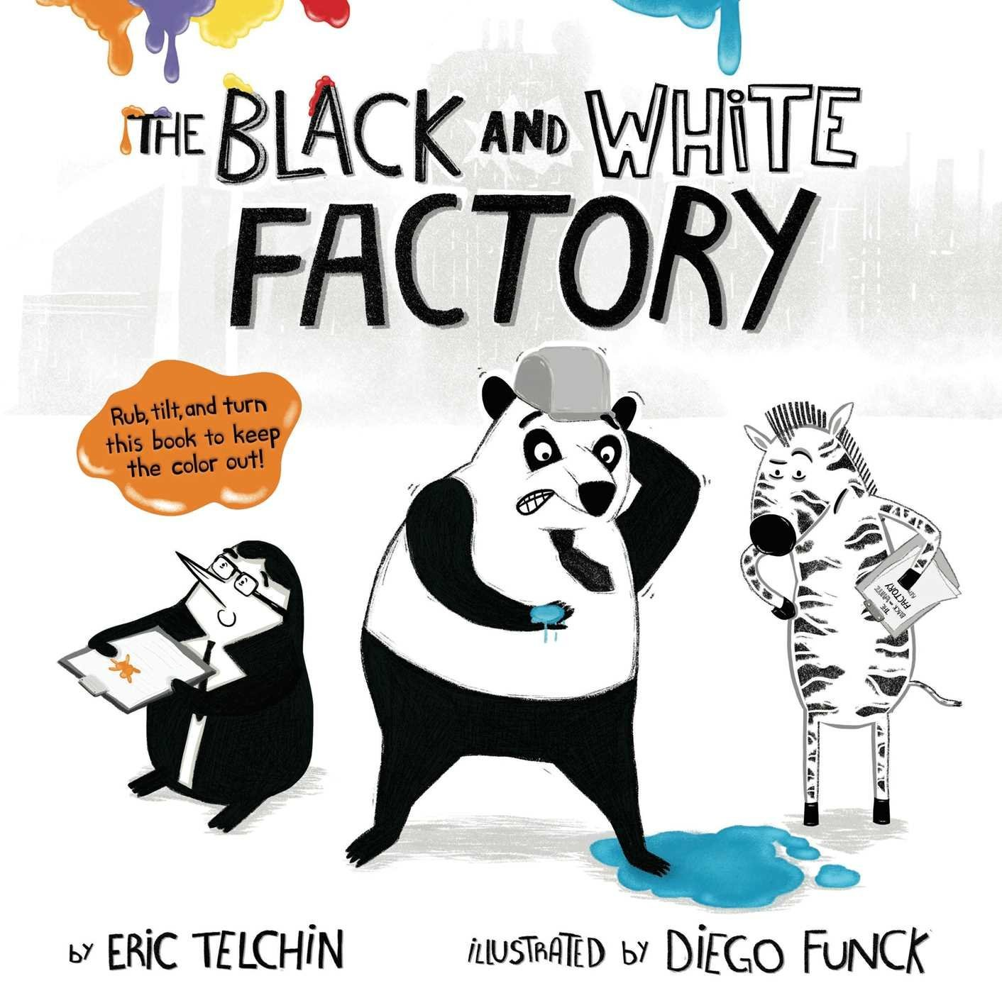 written by  Eric Telchin illustrated by  Diego Funck