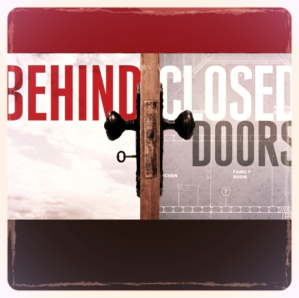 Behind Closed Doors Good Medicine Ministries Christian Sermon