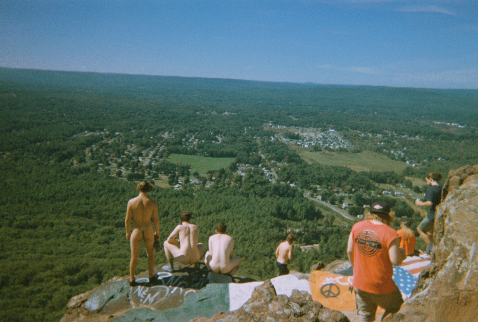 Mount Tom Holyoke, Massachusetts - Danny