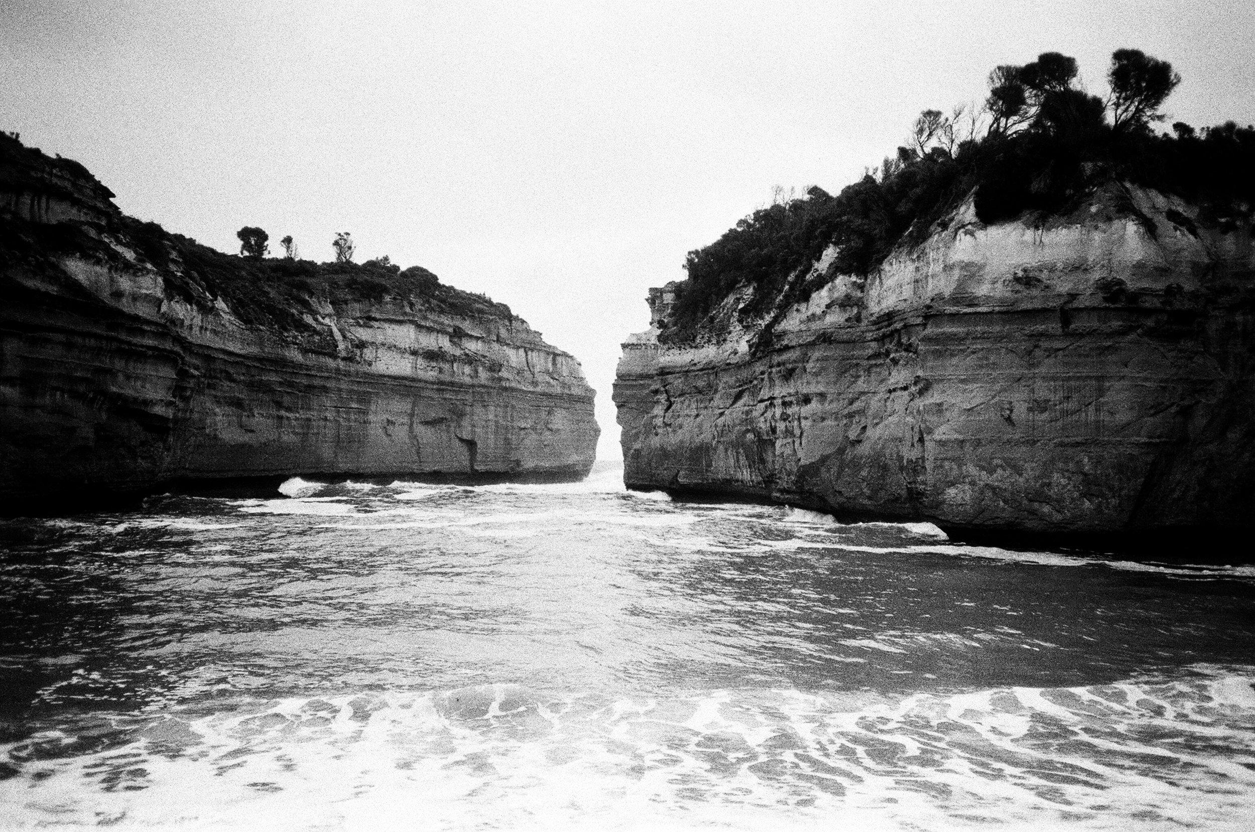 The Great Ocean Road, Australia - Danny
