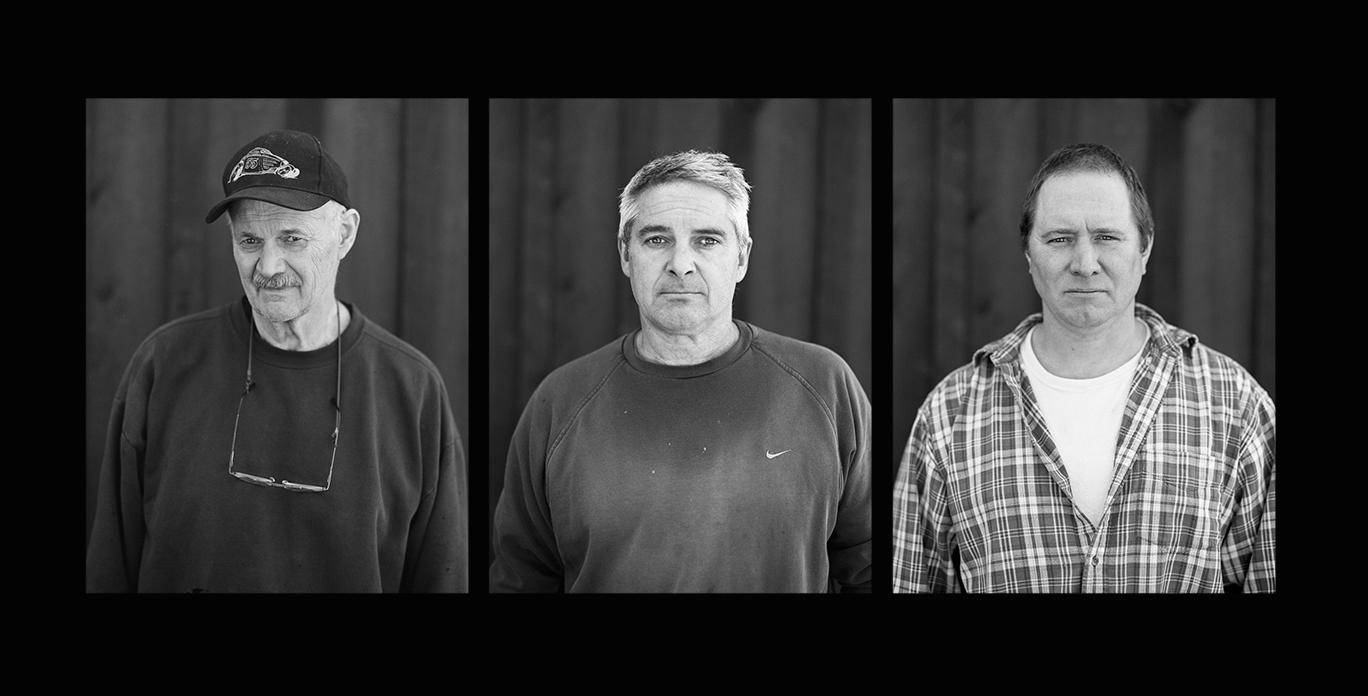Ken, Keith and Matt. June 2017.