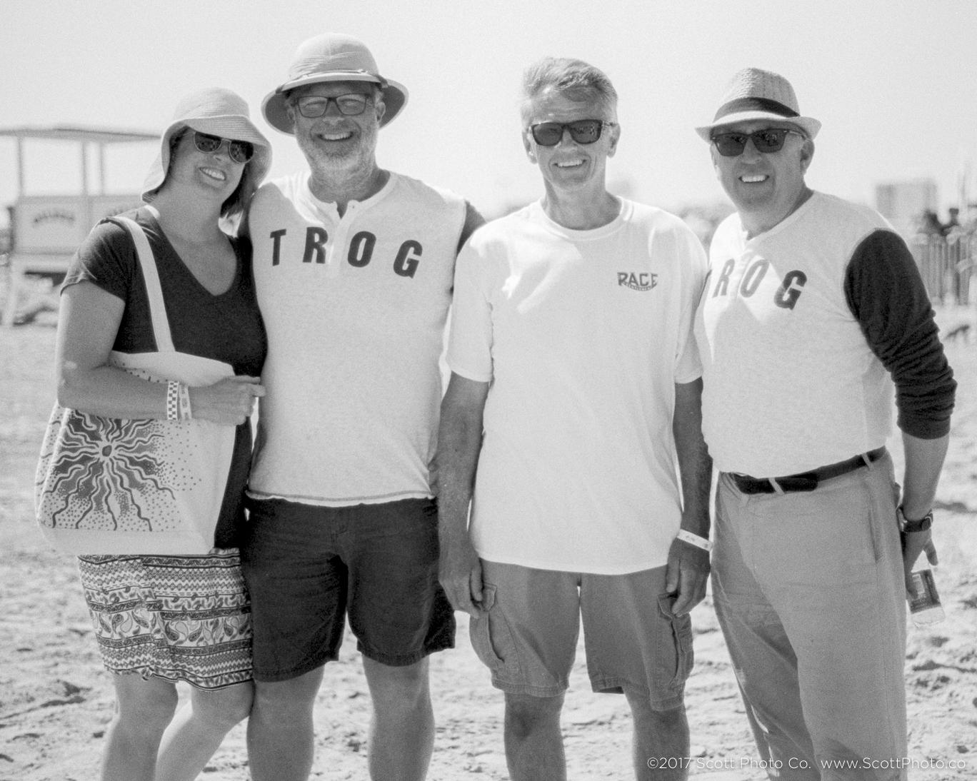 Dawn, Gary,Joe and Drew