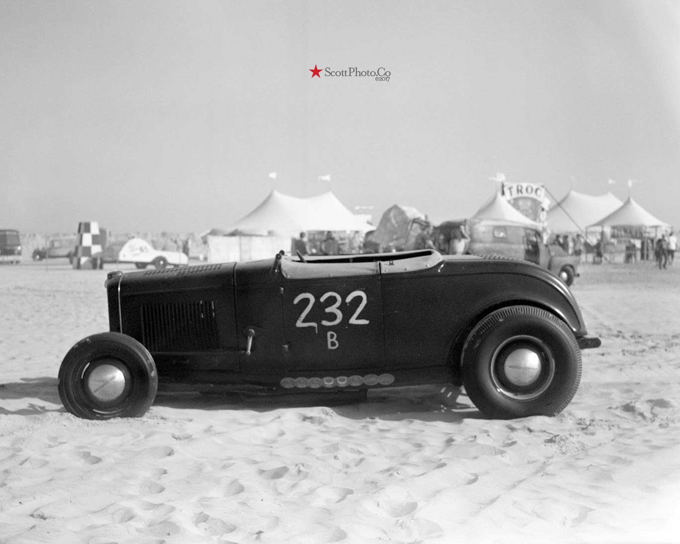 """Jon Suckling's 1932 Roadster """"232c"""""""