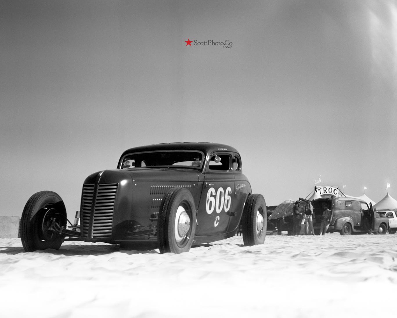 """Dick DeLuna's 1934 Ford """"606c Salinas Special"""""""