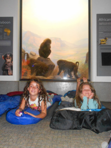 Penguins + Pajamas at the California Academy of Science