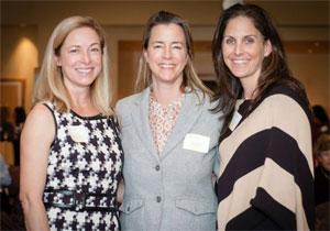 Jenny Terry, Tracy Barsotti, Christina Forte