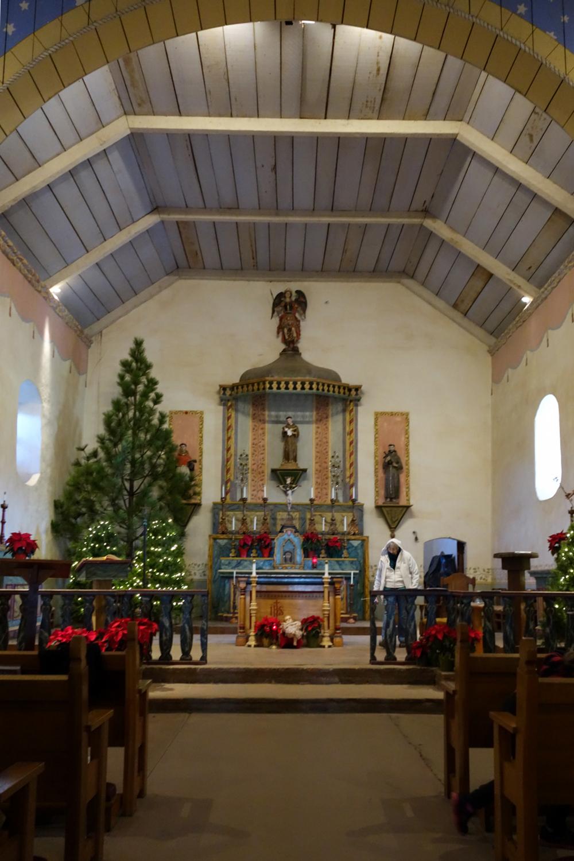 San Antonio de Padua, 3rd mission, Jolon