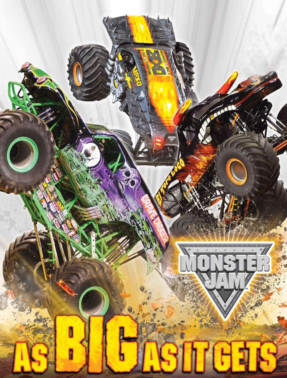 Win Tickets To Disney On Ice Or Monster Jam Tickets Ronnie S Awesome List