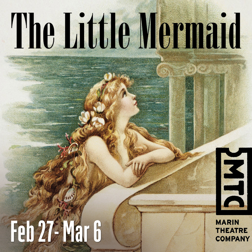 The Little Mermaid at Marin Theatre Company