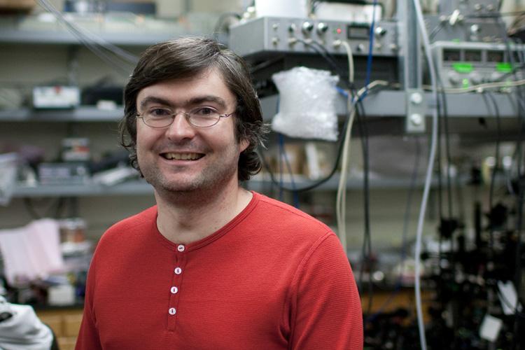 April 9, 8pm, Dark Matter with UC Berkeley Physicist Holger Müller