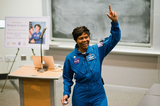 September 10, 8pm, Bringing Space to Earth with NASA Astronaut Yvonne Cagle