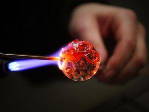 Glass Flameworking Workshop at the Crucible