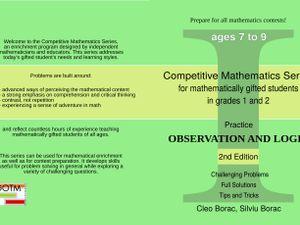 Competitive Mathematics Class